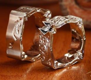 Árgyélus - karikagyűrű