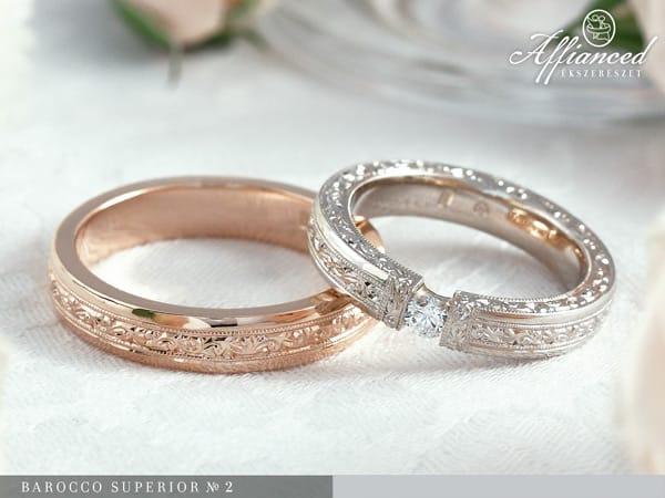 Barocco Superior No2 - karikagyűrű