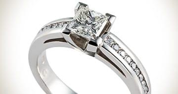 Gyémánr gyűrű