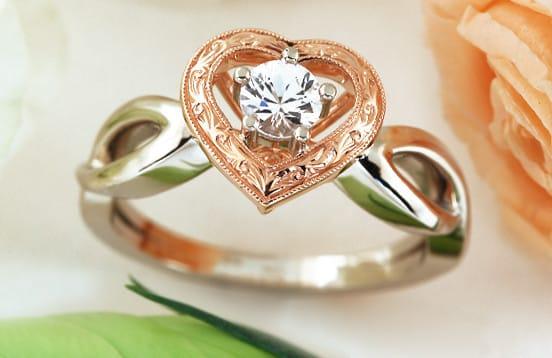 Heartist - Eljegyzési gyűrű