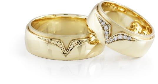 Dove karikagyűrű