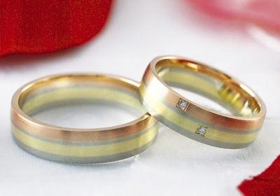 Myreille karikagyűrű