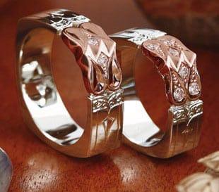 Tulipán - karikagyűrű