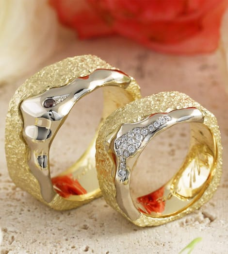 Karikagyűrűk - Vulkán