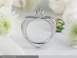 Angel Heart - eljegyzési gyűrű