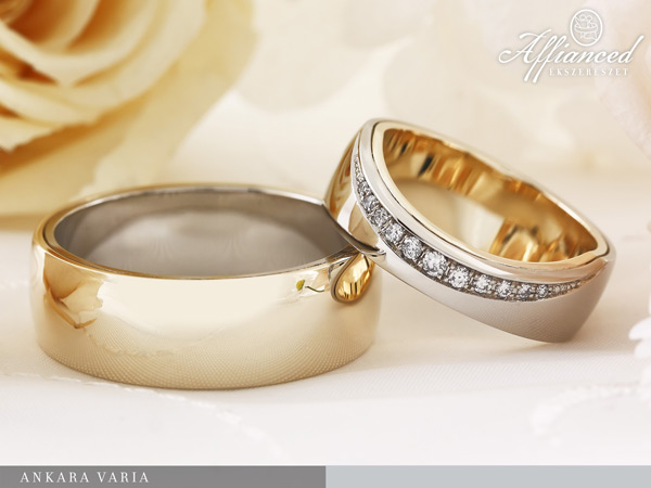 Ankara Varia - karikagyűrű