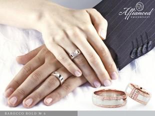 Barocco Bold №6 U2013 Wedding Rings