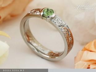 Bossanova №3 - eljegyzési gyűrű