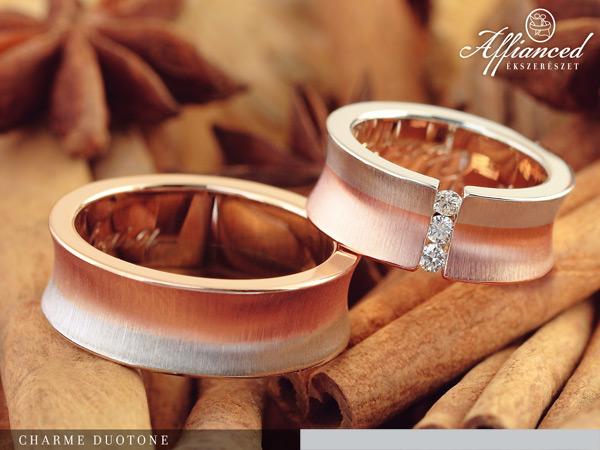 Charme Duotone - karikagyűrű