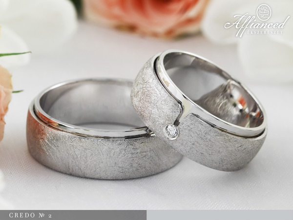 Credo No2 - karikagyűrű