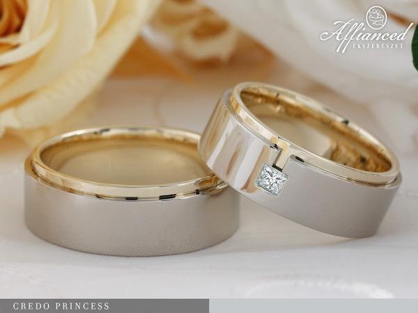 Credo Princess - karikagyűrű