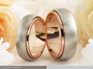 Credo Simple - karikagyűrű