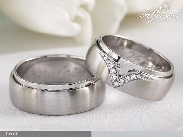 Dove - karikagyűrű