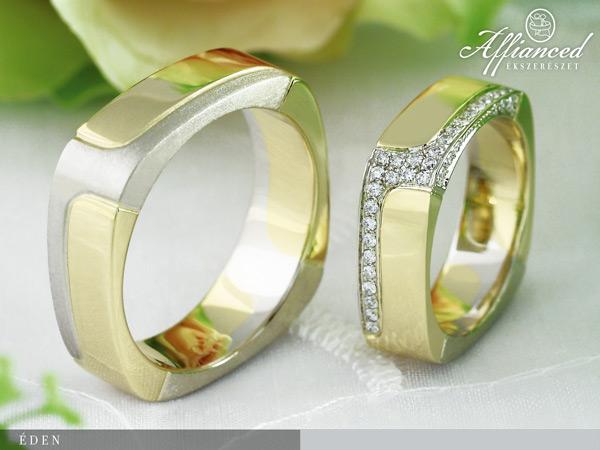 Éden - karikagyűrű