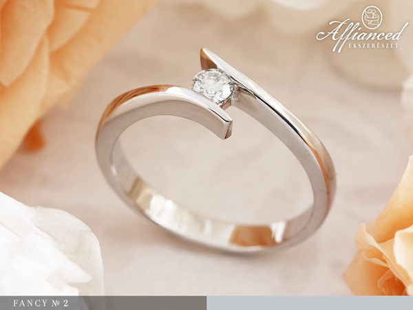 Fancy №2 - eljegyzési gyűrű