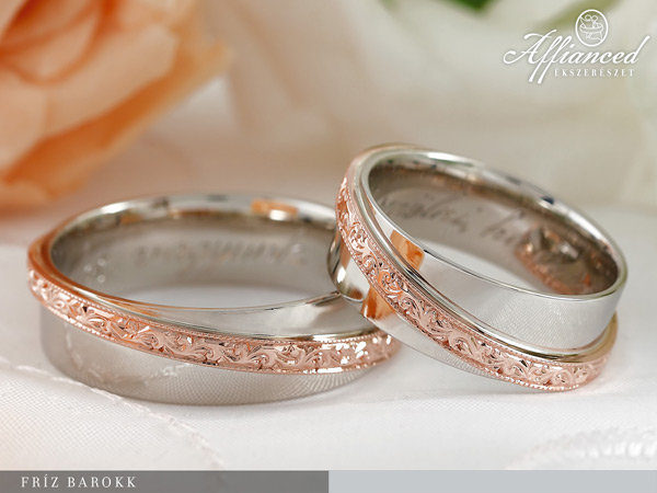 Fríz Barokk - karikagyűrű