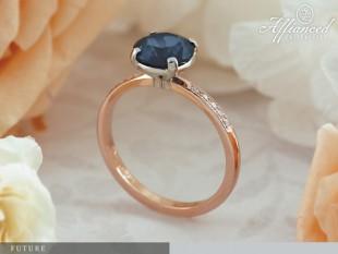 Future - eljegyzési gyűrű