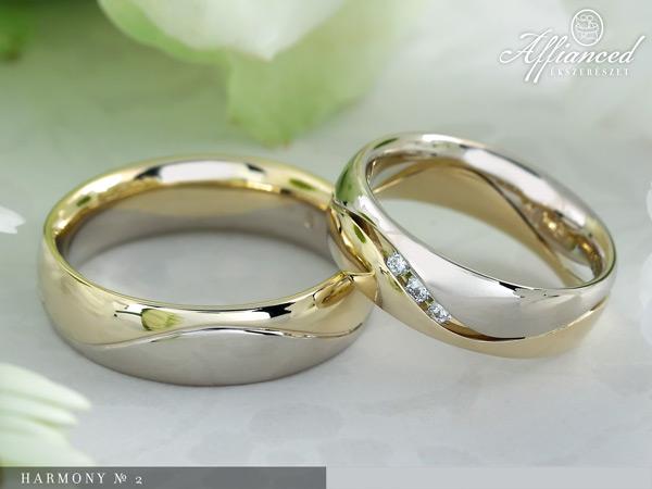 Harmony №2 - karikagyűrű