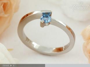 Ízisz №3 - eljegyzési gyűrű