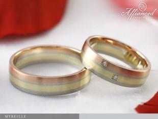 Myreille - karikagyűrű