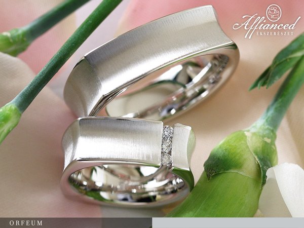Orfeum - karikagyűrű