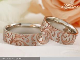 Ornamentika №1 - karikagyűrű