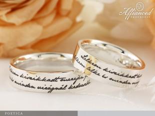 Poetica - karikagyűrű