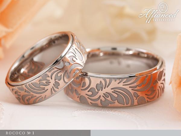 Rococo №1 - karikagyűrű