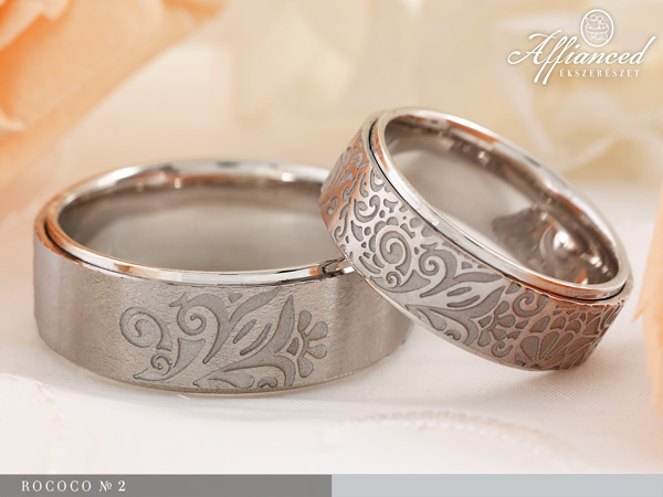 Rococo №2 - karikagyűrű