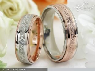 Rosetta Barokk - karikagyűrű