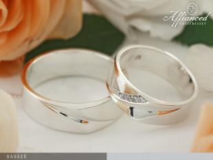 Sasszé - karikagyűrű