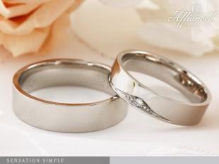 Sensation Simple - karikagyűrű