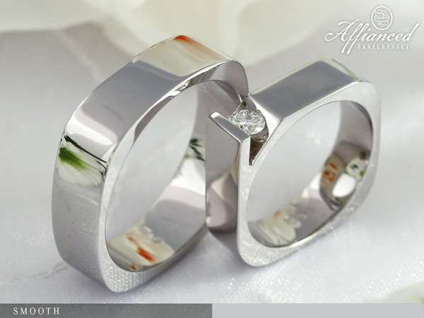 Smooth - karikagyűrű