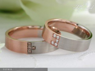 Tetris - karikagyűrű