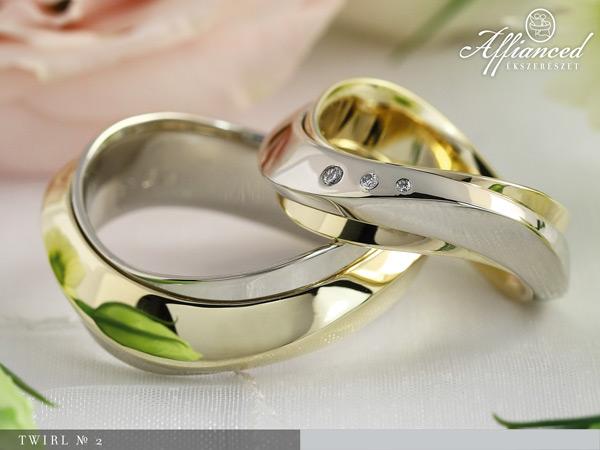 Twirl №2 - karikagyűrű