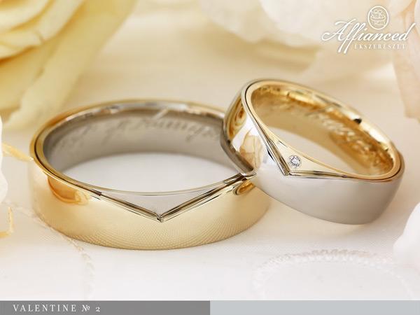 Valentine №2 - karikagyűrű
