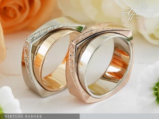 Virtuóz barokk - karikagyűrű