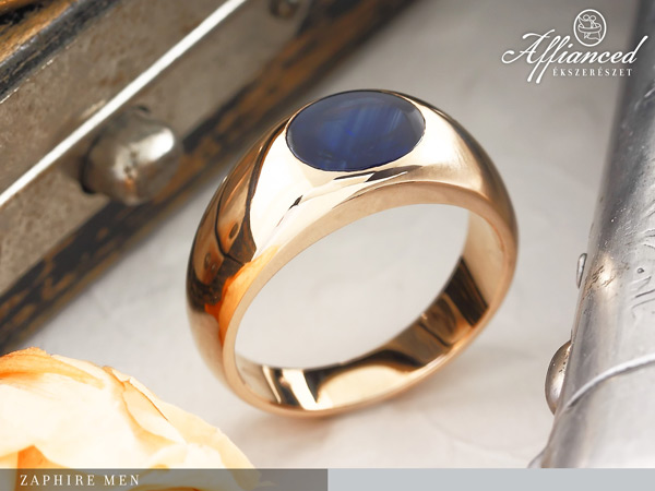 Zaphire Men - férfi gyűrű