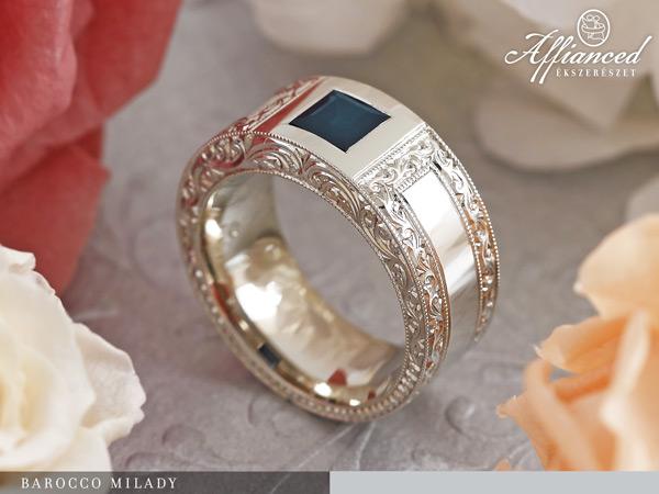 Barocco Milady - női gyűrű