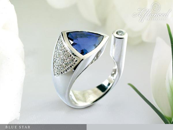 Bluestar - női gyűrű