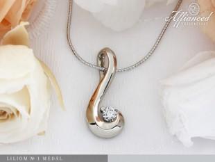 Liliom №1 - medál