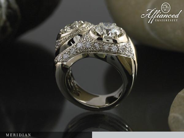 Meridian - - női gyűrű