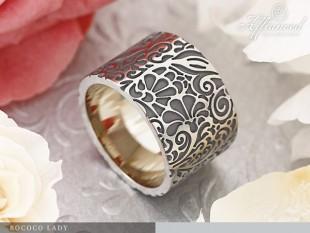 Rococo Lady - női gyűrű