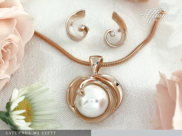Saturnus ékszer kollekció