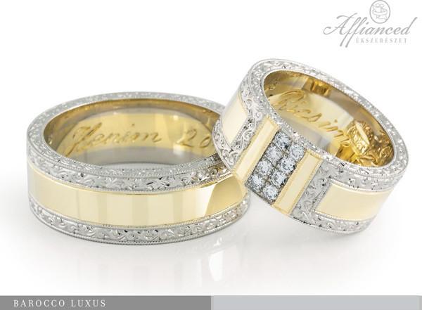 Barocco Luxus - karikagyűrű