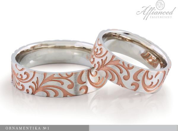 Ornamentika no1 - karikagyűrű