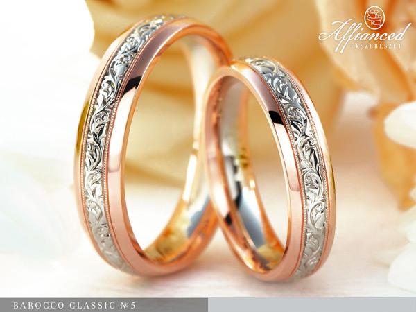 Barocco Classic no5 - karikagyűrű