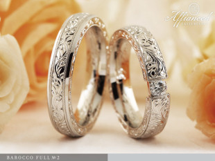 Barocco Full no2 - karikagyűrű