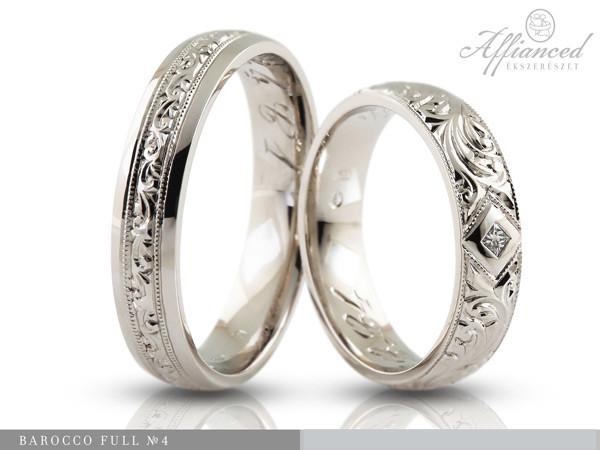Barocco Full no4 - karikagyűrű