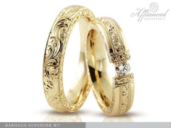 Barocco Superior no7 - karikagyűrű